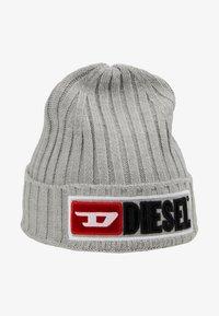 Diesel - FCODERBJ CAPPELLO - Čepice - grigio melange nuovo - 2