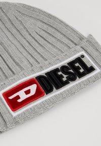 Diesel - FCODERBJ CAPPELLO - Čepice - grigio melange nuovo - 3