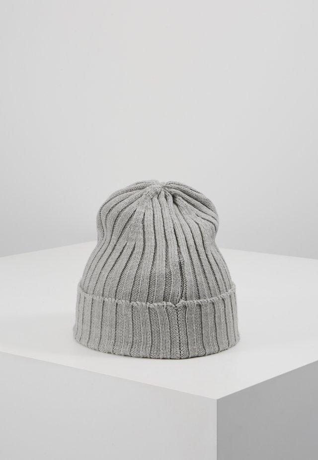 FCODERBJ CAPPELLO - Bonnet - grigio melange nuovo