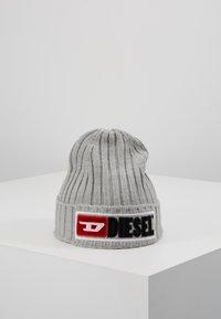 Diesel - FCODERBJ CAPPELLO - Čepice - grigio melange nuovo - 1