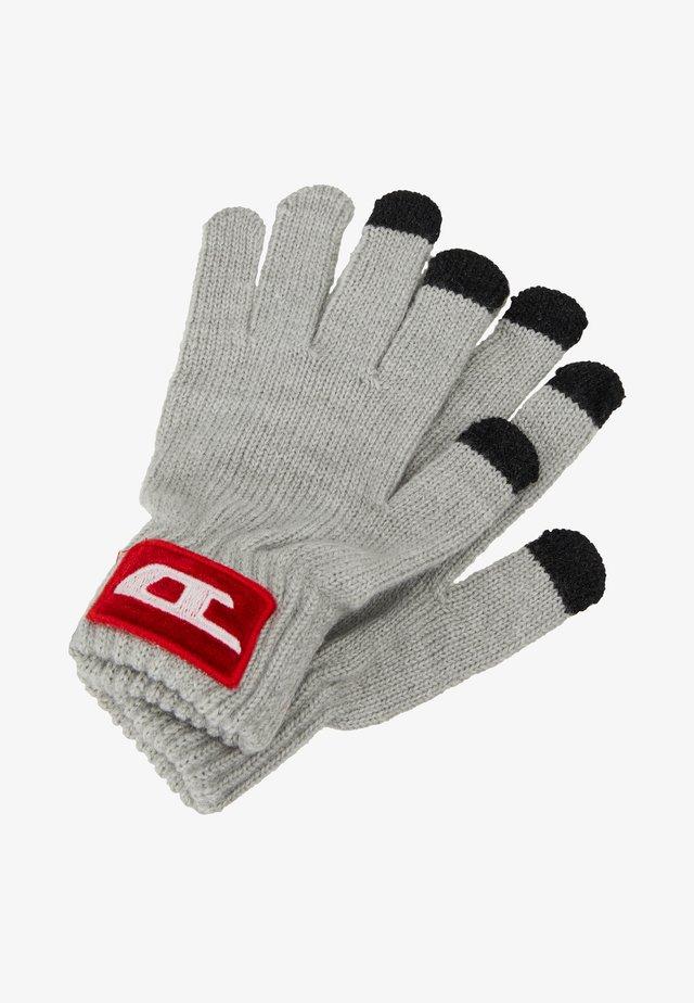 NODER GUANTO - Gloves - grigio melange nuovo