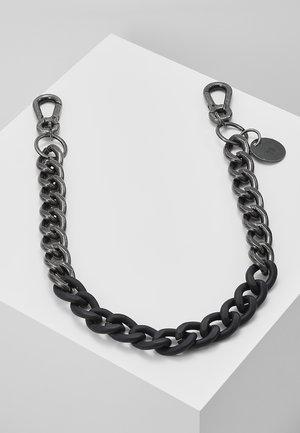 L-AZISE KEYRING - Nyckelringar - black