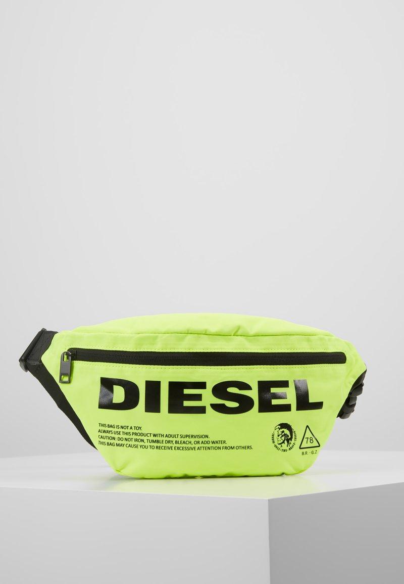 Diesel - SUSEGANA F-SUSE BELT - Rumpetaske - fluo yellow