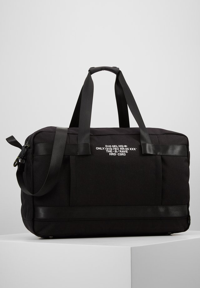 URBHANITY SOLIGO TRAVEL BAG - Weekend bag - black
