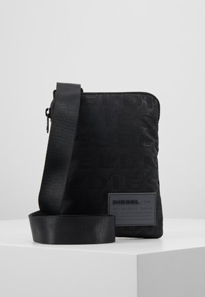 DISCOVER-ME F-DISCOVER CROSS - CROSS BODYBAG - Across body bag - black