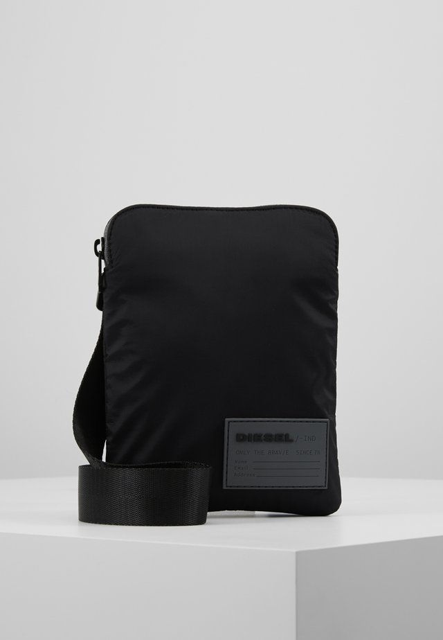 """DISCOVER-ME"" F-DISCOVER CROSS CROSS BODYBAG - Across body bag - black"