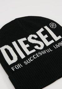 Diesel - K-BECKY-B HAT - Pipo - black - 5