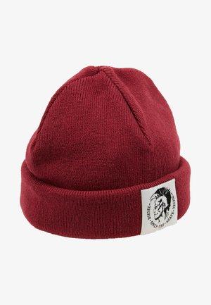 K-XAU HAT - Muts - burgundy red