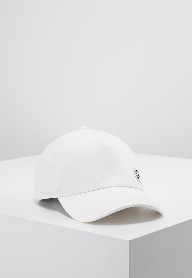 Diesel - CINDI-MAX HAT - Caps - white melange