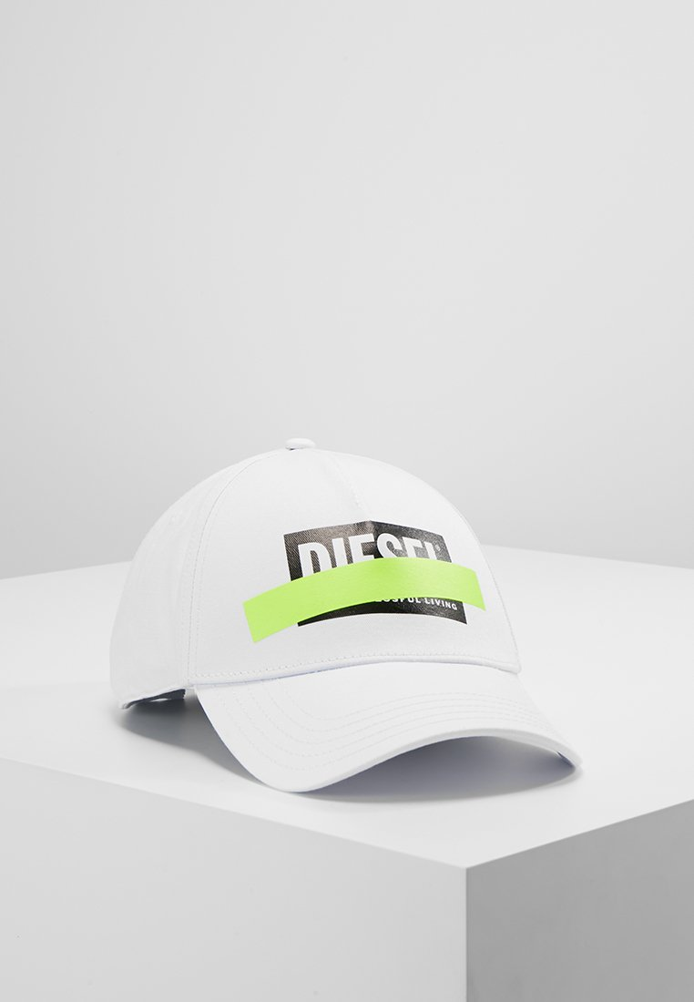 Diesel - CIRIDE HAT - Cap - white