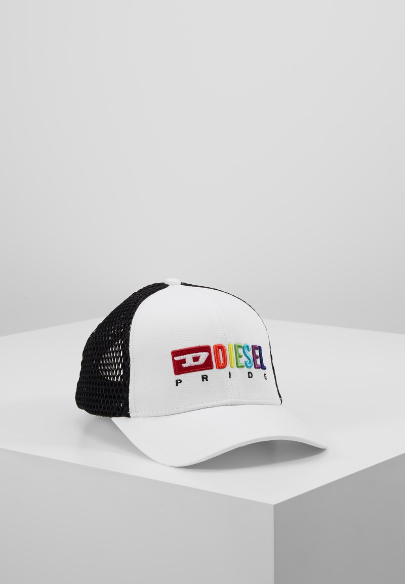 Diesel - CAKERYM-MAX-A HAT - Cap - white