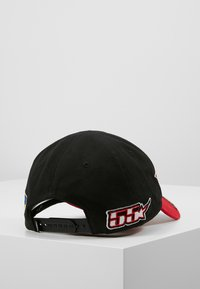 Diesel - ASTARS-CAP HAT - Cap - black/red - 2