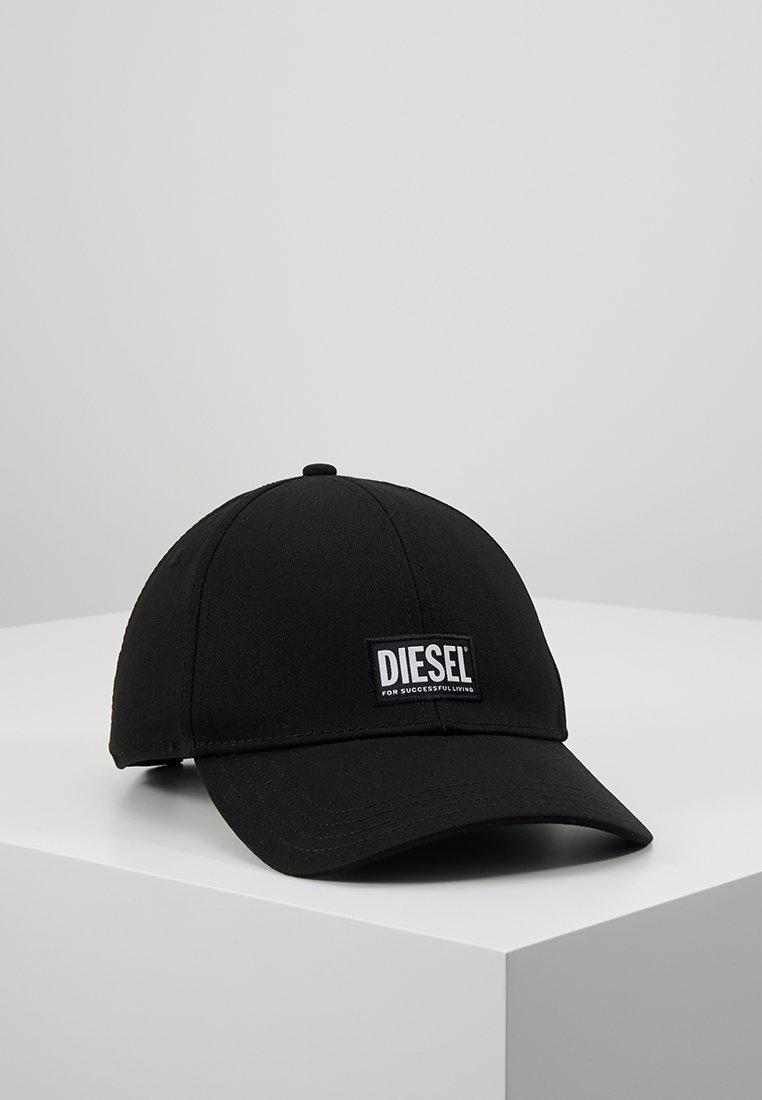 Diesel - CORRY HAT - Cap - black
