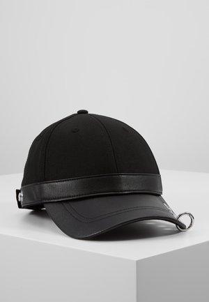 COSNAP - Czapka z daszkiem - black