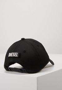 Diesel - CALBRE HAT - Caps - black - 3
