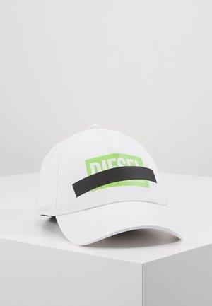 CIRIDE-M HAT - Kšiltovka - white