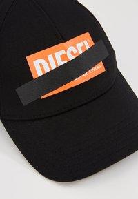 Diesel - CIRIDE-M HAT - Caps - black - 2