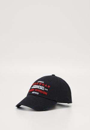 C-DIVISION HAT - Caps - black