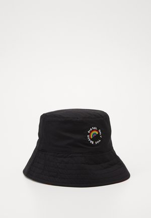 FISHERCAP-P - Hat - black/ multicolor
