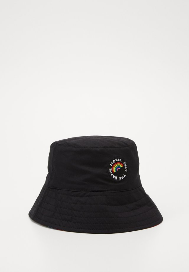 FISHERCAP-P - Kapelusz - black/ multicolor