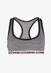 Diesel - MILEY BRA - Bustier - black - 3