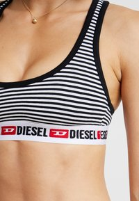 Diesel - MILEY BRA - Bustier - black - 4