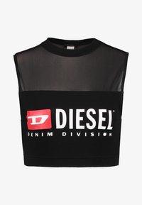 Diesel - GIORGI TANK - Bustier - black - 4