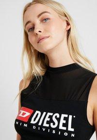 Diesel - GIORGI TANK - Bustier - black - 3