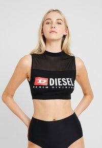 Diesel - GIORGI TANK - Bustier - black - 0