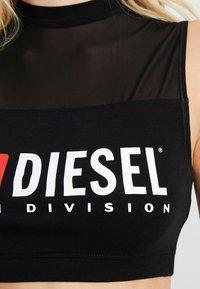 Diesel - GIORGI TANK - Bustier - black - 5