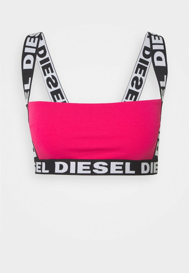 MIKY BRA - Bustier - pink/black
