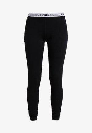 TROUSERS - Spodnie od piżamy - black