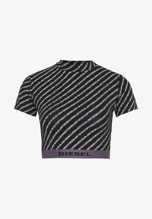 UFTEE GIORGI - Pyjamashirt - purple/white/black