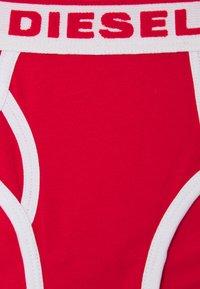 Diesel - UFPN-OXY-THREEPACK UW PANTIES 3PACK - Pants - red/pink/rosa - 5