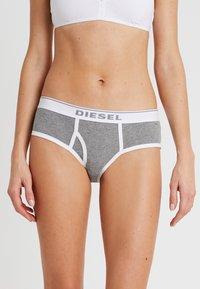 Diesel - UFPN-OXY-THREEPACK UW PANTIES 3PACK - Panties - schwarz/grau - 1