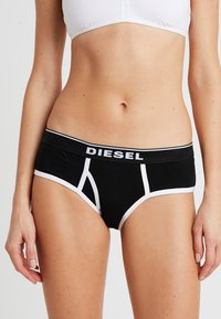 Diesel - UFPN-OXY-THREEPACK UW PANTIES 3PACK - Panties - schwarz/grau - 2