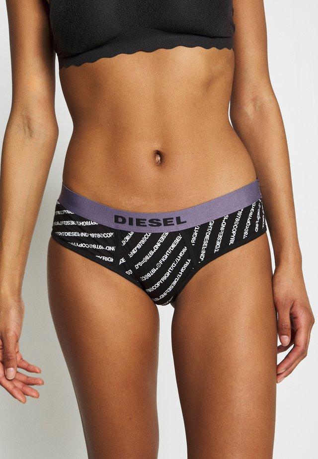 UFPN-OXY-ML UNDERPANTS - Onderbroeken - purple/white/black