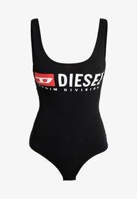 Diesel - SINGLET - Body - black - 3