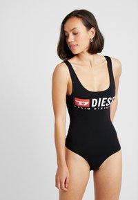 Diesel - SINGLET - Body - black - 1