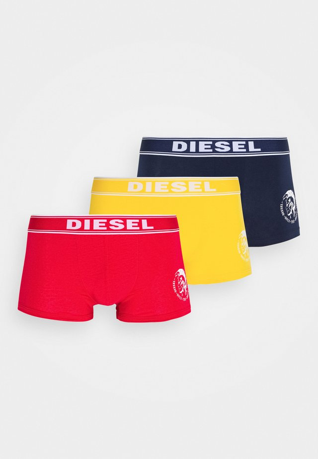 UMBX SHAWN BOXER SHORTS 3 PACK - Pants - red/blue/yellow