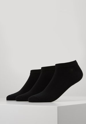 GOST LOW CUT 3PACK - Chaussettes - black