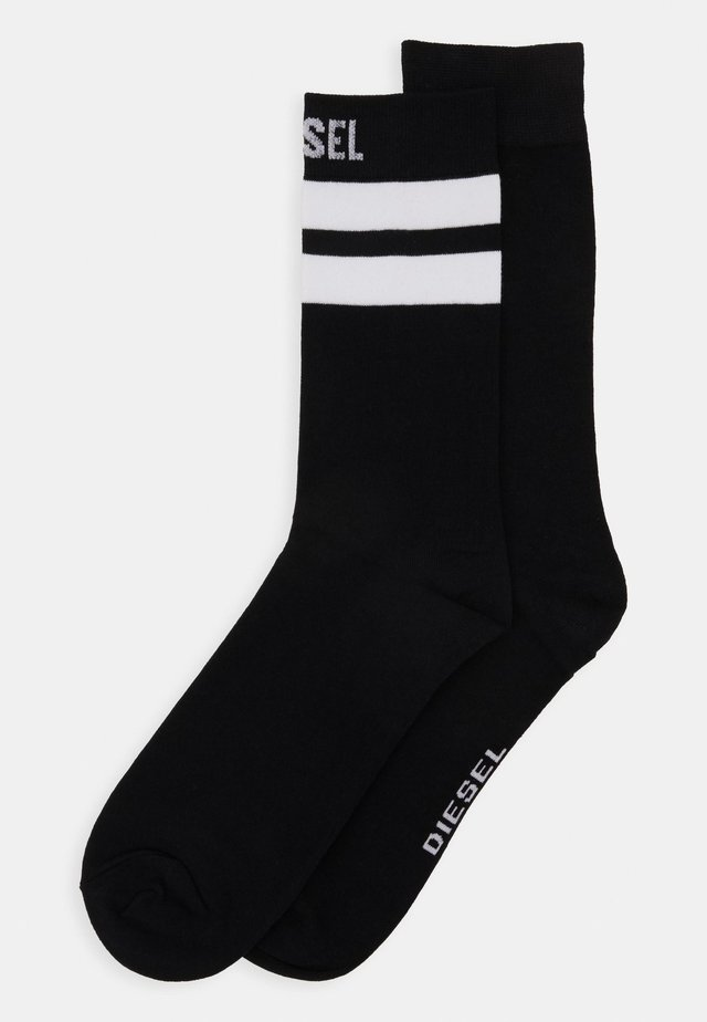 RAY TWOPACK SOCKS 2 PACK - Sukat - black
