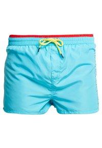 Diesel - Shorts da mare - blue - 0