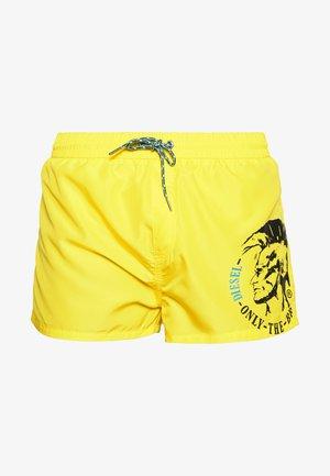 SANDY  - Zwemshorts - yellow
