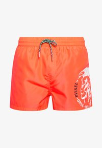 Diesel - SANDY  - Shorts da mare - orange