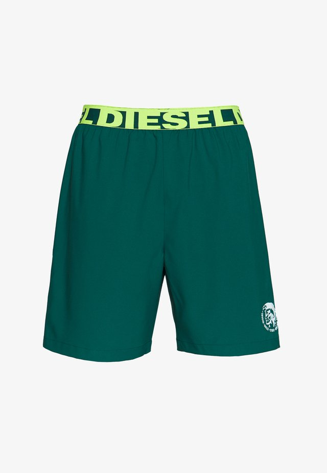 PLAYSUN BOXER LONG - Shorts da mare - green