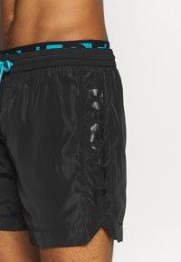 Diesel - DOLPHIN - Shorts da mare - black - 3