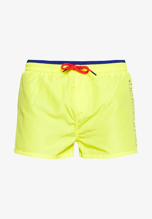 BMBX-SANDY 2.017 SW BOXER SHORT - Uimashortsit - yellow