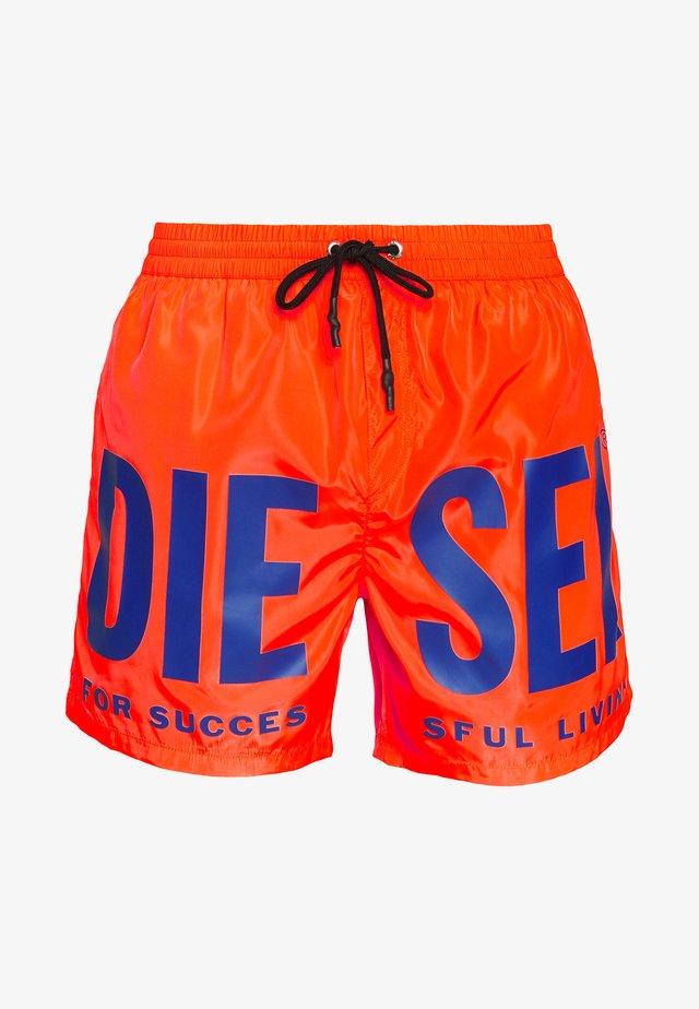 WAVE - Zwemshorts - orange