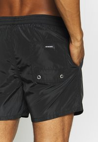 Diesel - WAVE - Shorts da mare - black - 1